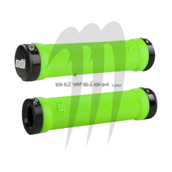 Poignées ruffian (130mm) vert