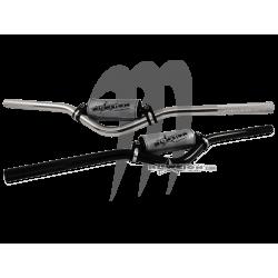 Guidon jet à bras Freestyle/ Freeride ( Noir 0° )