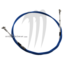Steering Cable  Reinforced, Heavy Duty, Yamaha Super Jet