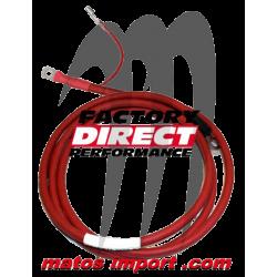 Câble de + rouge (CDI-Batterie) S-Jet /SXR /Octane/Blaster