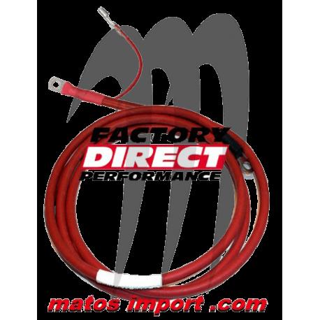 Câble de + rouge (CDI-Batterie) S-Jet/ SXR/ Octane/ Blaster