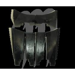 Kit anti-cavitation VX110 (pour écope R&D)