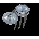 Dome 30cc + O-ring, SXR-1100cc Kommandor