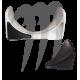 PUMP SHOE SEAL KIT , 800 SX-R / 750 SX