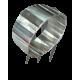 Wear ring Inox Racing,  Sea-doo 159.8mm ( 255hp 260hp ) ( coque S3 ) 2009-2012