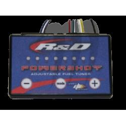 Boitier ajustable R&D régulateur d'ssence Yamaha FX-SHO/ FZS/ FZR (2008-2011)