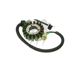 SBT-USA. Complete Stator Assembly Amature Coil Yamaha VX rental/ VX-sport/ VX-deluxe