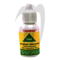 THREEBOND. Frein Filet Médium (10ML) Locktite Verte