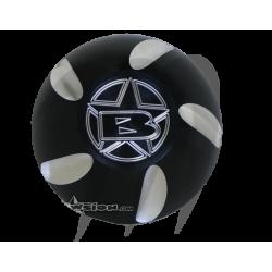 Bouchon essence Kawasaki (noir)