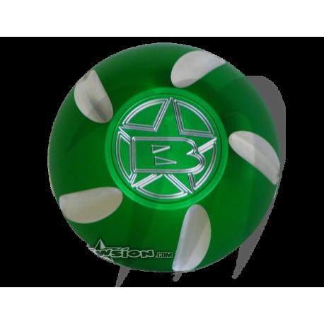 Gas cap Kawasaki  (green)