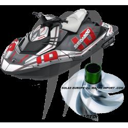SOLAS -RACING. Hélice Concord Racing SK-CD-13/18 ( Spark 90hp )
