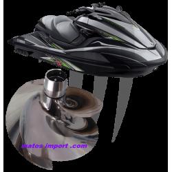 RIVA-SKAT-TRAK. Hélice PRO-SERIE SWIRL ( 12/20 ) FX-SHO / FZR / FZS .