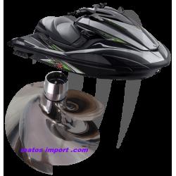 RIVA-SKAT-TRAK. Hélice PRO-SERIE SWIRL ( 13/23 ) FX-SHO / FZR / FZS .