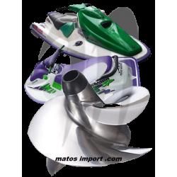Impeller Série-i  ( 140mm ) GTS-650 / GTX-650 /  SPX-650 / XP-650 , replacement origin