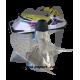 Hélice Série-i D-SCi14/19 Seadoo 650cc GTS/ GTX/ SPX/ XP/ SP