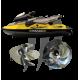 Hélice Solas Dynafly Seadoo 951cc XP-ltd-Di/ RX/ RX Di/ GTX-ltd/ GSX-ltd