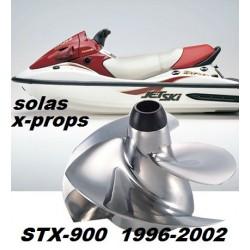 SOLAS . Hélice X-props 16 /23,  STS-900 / ZXI-900 / STX-900 ( remplacement hélice origine )