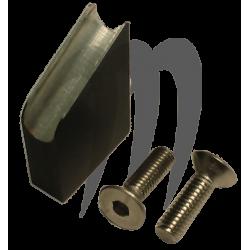 handle pole spring stifer