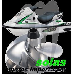 SOLAS. Hélice Concord .KG-CD-15/21. STX-1200R ( 2002-2006 ), STX-15F ( 2004-2016 ).