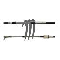 Steering cable, Yamaha, GP800R . GP1200R