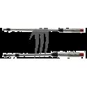 Steering cable, Yamaha, Super-Jet 650 (1990-1993), Super-Jet 701 (1994-1995).