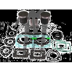 WSM-USA .Kit Pistons Platinum Kawasaki 800SXR (Cote +0.50mm)