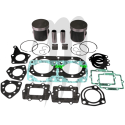 Kit pistons platinum Kawasaki 800 SXR (Cote +1mm)