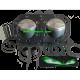 SBT-PROX. Kit Pistons Premium Kawasaki 750cc AXE 20MM (Cote +1mm)