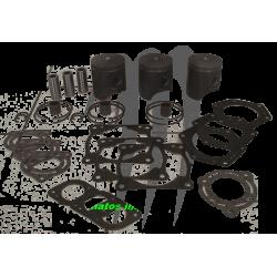 Kit pistons premium Kawasaki Ultra 150 /STX-R /STX 1999 2000 2001 2002 2003 2004 (Standard 80mm)
