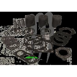 SBT-PROX. Kit Pistons Premium Kawasaki 1200cc (Cote +0.50mm)