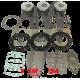 WSM-USA. Kit Pistons Platinum Kawasaki 1100cc DI (Cote +0.25mm)