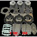 Kit pistons platinum Kawasaki ULTRA 130 DI / STX DI (Cote +0.25mm)