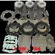Kit pistons platinum Kawasaki ULTRA 130 DI / STX DI (Cote +0.50mm)