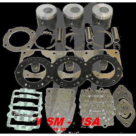 WSM USA . Kit PLUNGER Platinum, Kawasaki, 1100cc DI ( + 1mm )