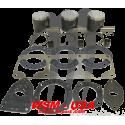 Kit pistons platinum Kawasaki STX / ZXI (Cote +0.25mm)