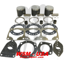 WSM USA . Kit Plunger Platinum, Kawasaki ,1100cc ( + 1mm )