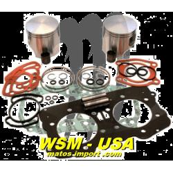 WSM-USA. Kit Pistons Platinum Sea-Doo 951 (Standard 87.91mm)