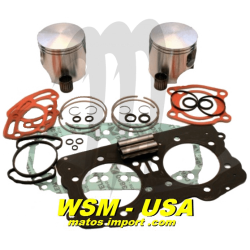 WSM. USA . plungers Kit Platinum, Sea-Doo 951 ( + 1mm )