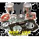 Kit pistons platinum Seadoo GTX DI / LRV DI /RX DI / XP DI (Cote +0.50mm)
