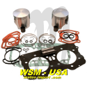WSM. USA . Plungers Kit Platinum, Sea-Doo 951 DI ( + 1mm )