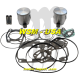 Kit pistons platinum Seadoo GXS /GTX 800 / XP 800 / SPX (Cote +1mm)