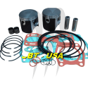 Kit pistons premium Seadoo RFI- 800 XP800 /XP /GSX /GTX /SPX /Challenger /Challenger 1800 (Cote +1mm)