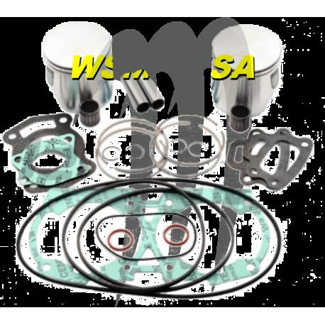 WSM-USA. Kit Pistons Platinum Sea-Doo 720 (Standard 82mm)
