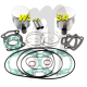 WSM-USA. Kit Pistons Platinum Sea-Doo 720 (Cote +0.25mm)