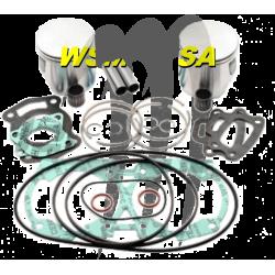 Kit pistons platinum Seadoo GTI /GTS /GS / HX / SP / GSI (Cote +0.50mm)