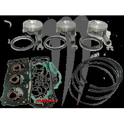 Kit pistons platinum Seadoo 130 / 155hp (STD 99.96mm)