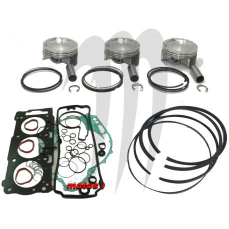 SBT -USA . Platinum Kit plungers, BRP Sea-Doo, 130hp /155hp ( standard 99.96mm )