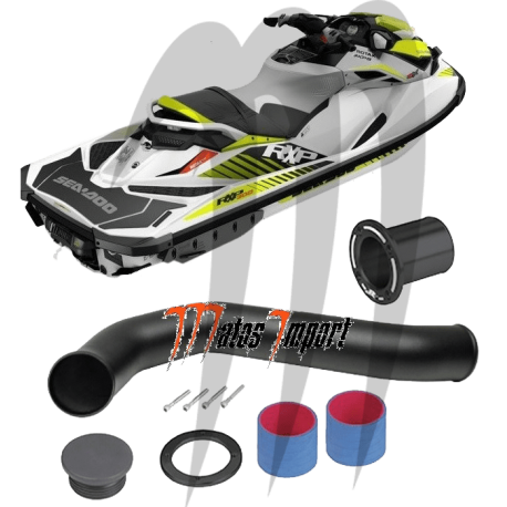 RIVA  Kit Echappement Seadoo RXP 300 - Matos import