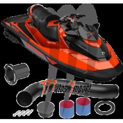 RIVA RACING. Kit Echappement Complet Sea-doo RXT 300