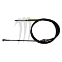 Steering cable,  FX-160 .FX-HO ( 2005-2008 )